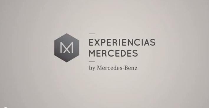 Logotipo de Experiencias Mercedes By Mercedes-Benz