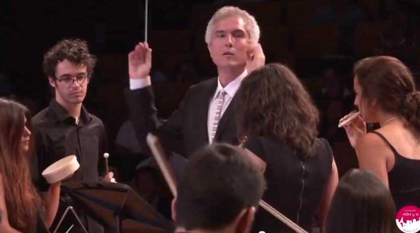 Orquesta en ASM y Tú 2014