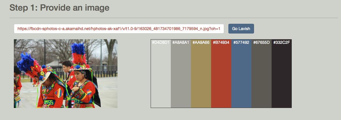Paso 1: Sube la imagen sobre la quieras basar tu tema Bootstrap