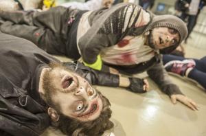 survival zombie terrassa