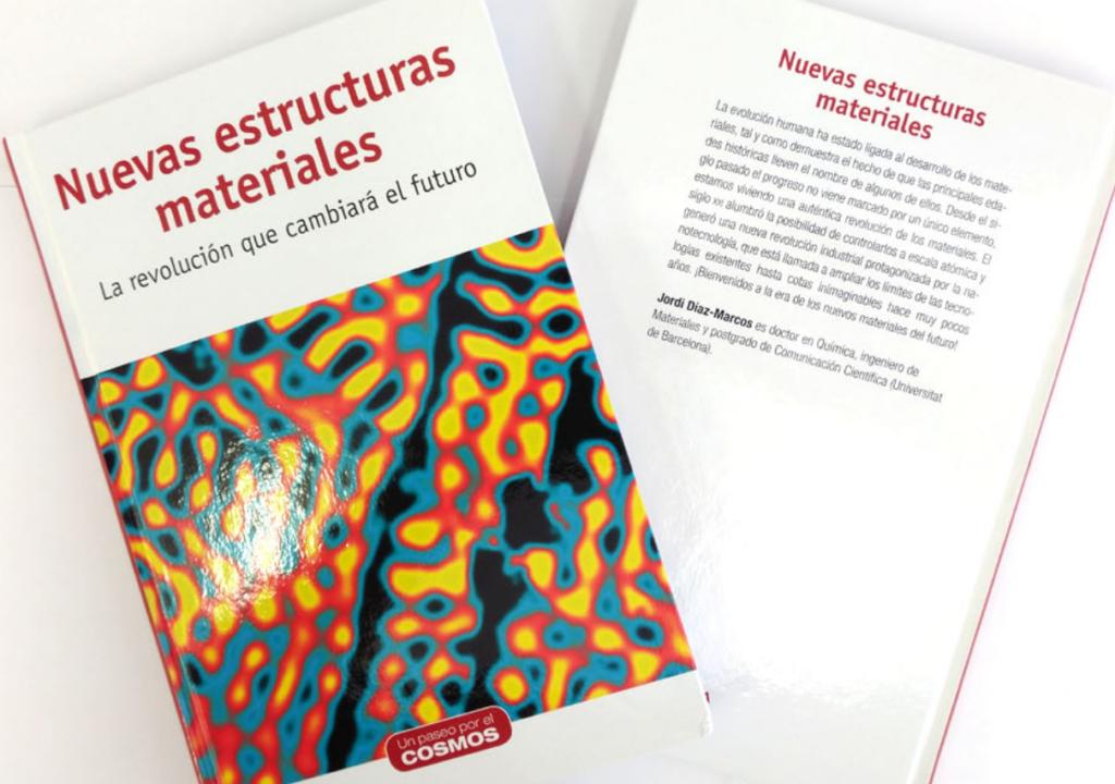 Libro del Doctor Jordi Díaz Martos: Nuevas estructuras materiales