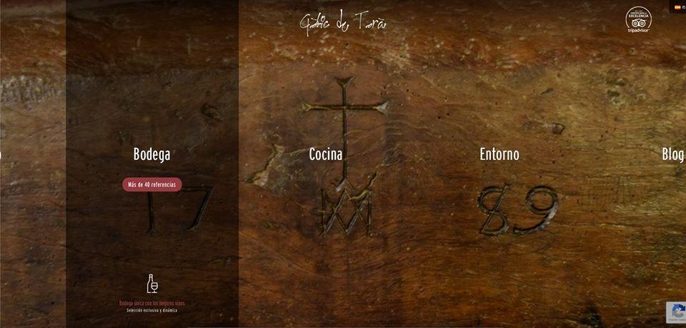 Página principal Gòtic de Torà