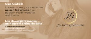 Diseño web Wordpress Jessica Goldman