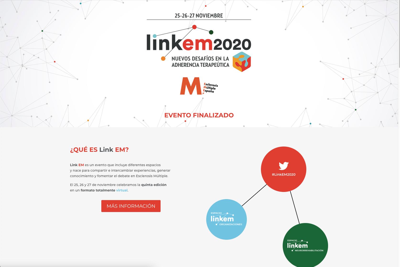 Congreso online LinkEM 2021