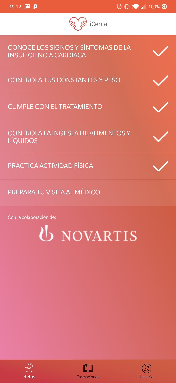 Aplicación móvil iCerca