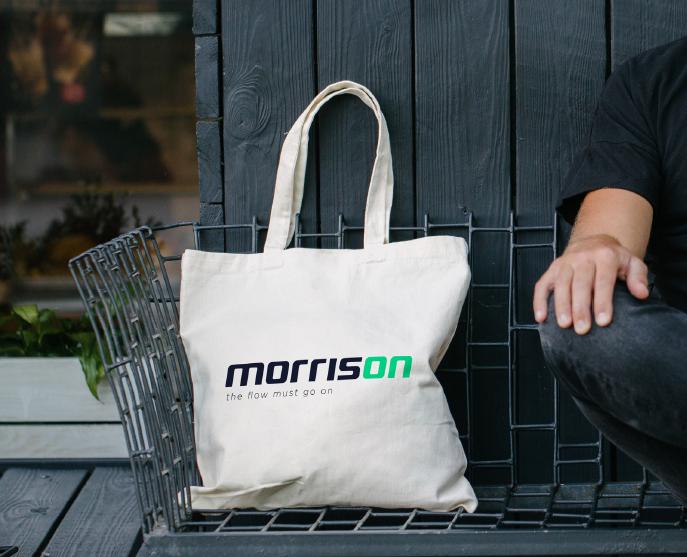 Bolsa de tela de Morrison Barcelona